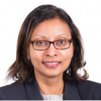Fathima Hussain - Managing Director - Standard Chartered Bank in London